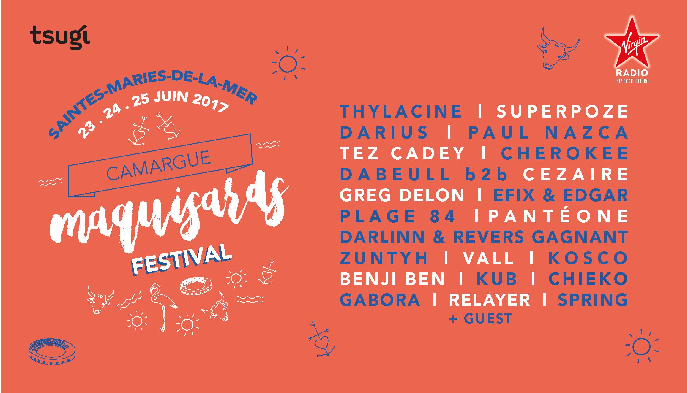 bannière Maquisards Festival